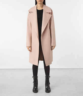 Indira Nesi Coat $670 thestylecure.com