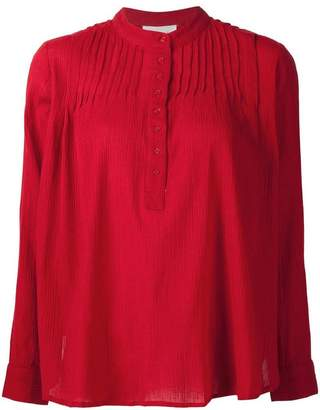 The Great henley blouse