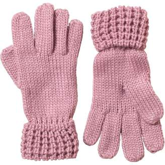 Board Angels Girls Rib Gloves Dusky Pink