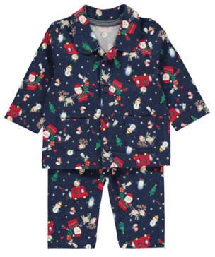 Woven Christmas Pyjamas