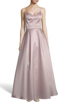 Xscape Evenings Mikado Evening Dress