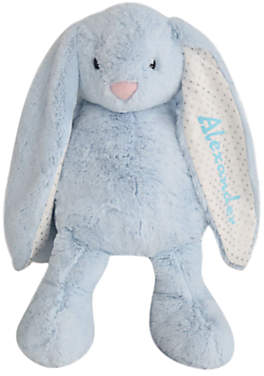 My 1st Years Baby Personalised Large Bunny Soft Toy