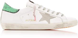 Golden Goose Superstar Low-Top Leather Sneakers