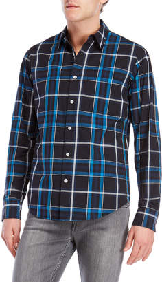 Steven Alan Plaid Shirt