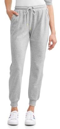 Ev1 From Ellen Degeneres EV1 from Ellen DeGeneres side stripe jogger sweatpant women's (light grey)