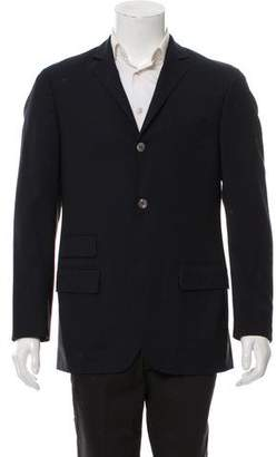 Michael Bastian Deconstructed Elbow Patch Blazer
