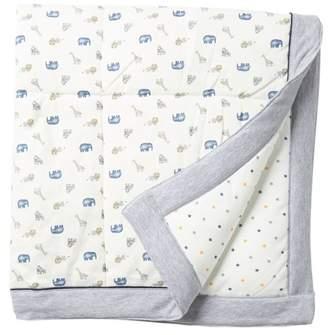 Little Me Jaunty Jungle Blanket