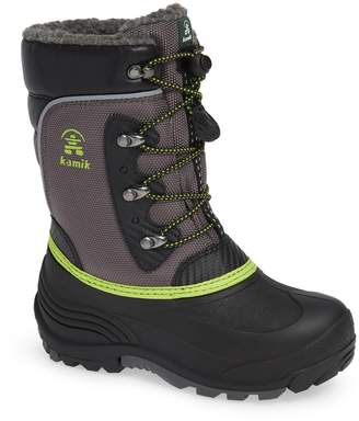 Kamik Luke Waterproof Insulated Snow Boots