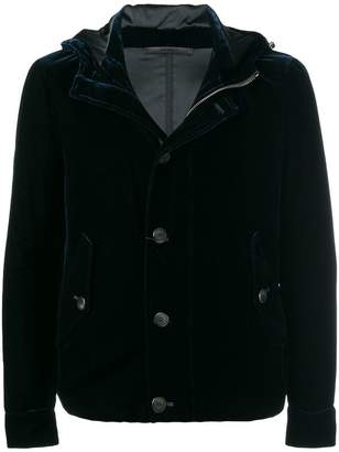 Giorgio Armani hooded jacket