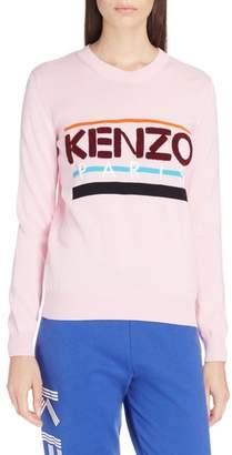 Kenzo Paris Logo Sweatshirt