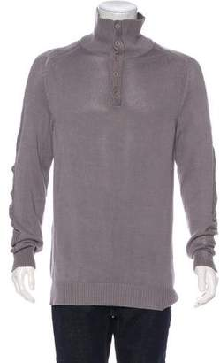 Maison Margiela Turtleneck Henley Sweater