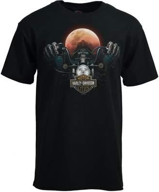 Harley-Davidson Hard Grip Men's T-Shirt LG | Yokosuka