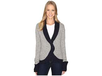 Mountain Khakis Fleck Shawl Cardigan Sweater Women's Sweater