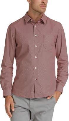 Sportscraft Long Sleeve Tapered Hawley Shirt