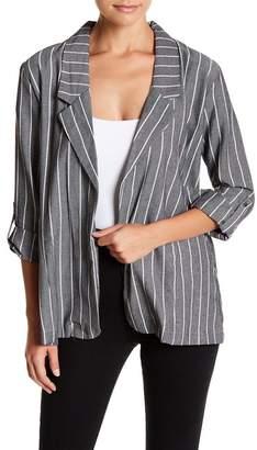 Cotton On & Co. Striped Soft Blazer