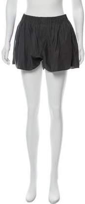 Rag & Bone Mid-Rise Banded Shorts