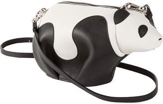 Loewe Panda leather cross-body bag