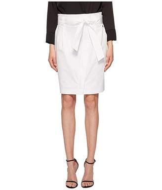 Escada Railar Bow Front Skirt