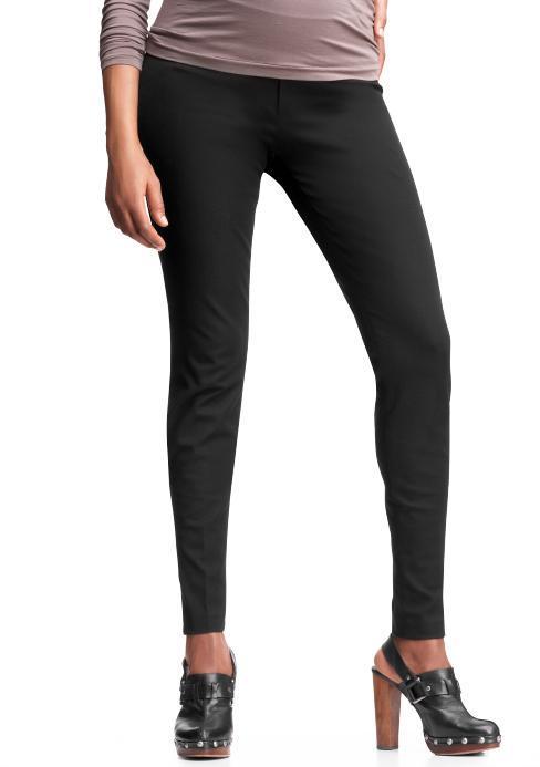 Gap Demi panel skinny pants