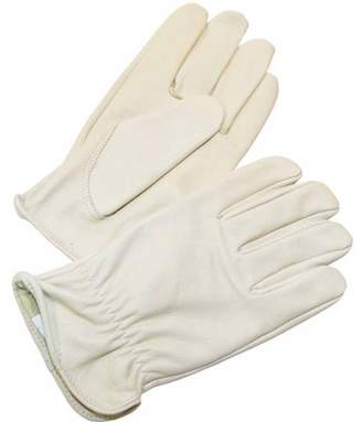 NitroFusion LFS Small Womens Leather Drivers Gloves