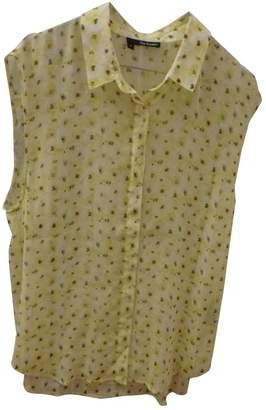 The Kooples Yellow Top for Women