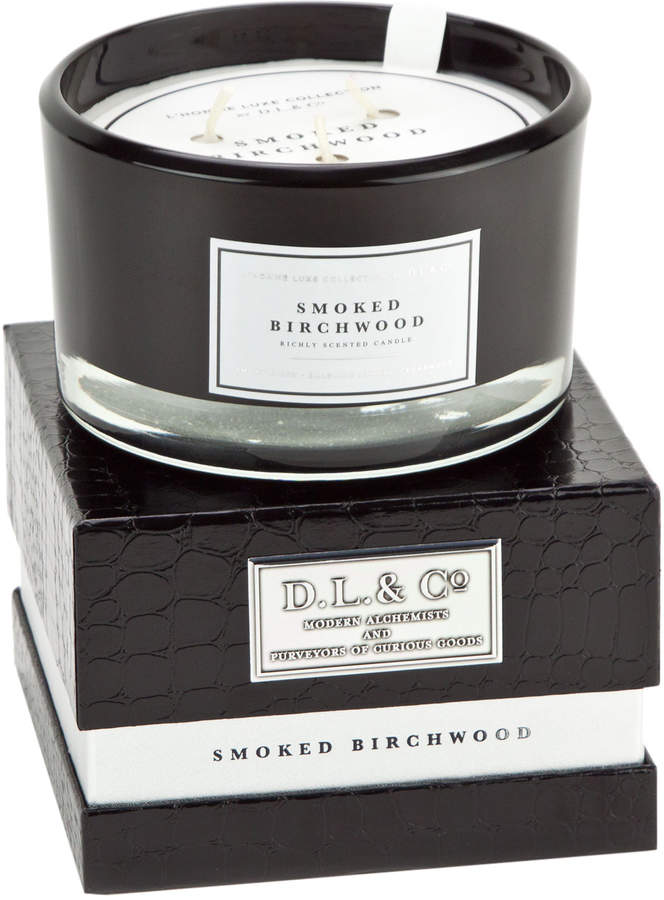 Smoked Birchwood L'Homme Luxe Candle (13.5 OZ)