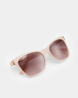 467965d86 Ted Baker Pink Women's Sunglasses - ShopStyle