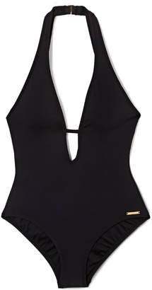 Vince Camuto Open-back One-piece Swimsuit