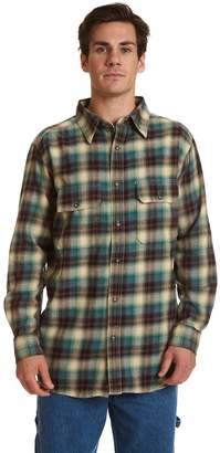 Stanley Men's Classic-Fit Plaid Stonewashed Flannel Button-Down Shirt