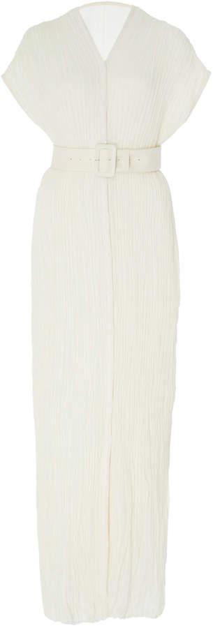 Bouguessa Cotton Button Down Dress