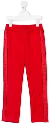 Givenchy Kids logo print track pants