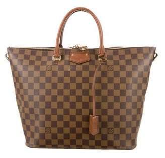 Louis Vuitton Damier Ebene Belmont Bag $1,625 thestylecure.com