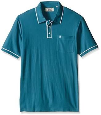Original Penguin Men's Big & Tall Earl Pique Polo Shirt