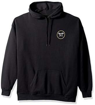Brixton Men's Wheeler Hood Fleece