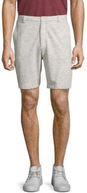 Saks Fifth Avenue Modern-Fit Cotton Shorts