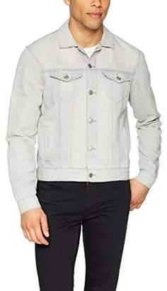 Lucky Brand Men's Denim Linen Jacket