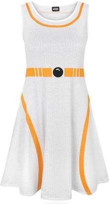 Star Wars BB-8 Women's Cosplay Costume Dress (S)