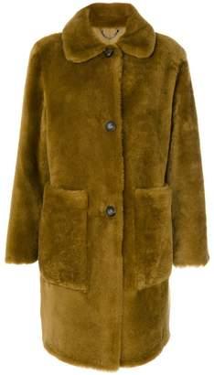 Desa 1972 Savanah fur coat