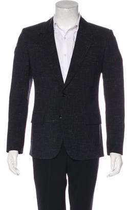 Maison Margiela Virgin Wool One-Button Blazer