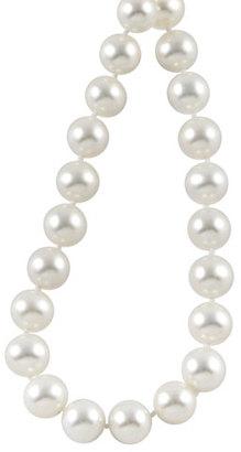 "Lagos Luna 8-8.5mm Pearl Necklace, 18""L $450 thestylecure.com"