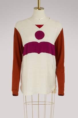 Etoile Isabel Marant Linen Kepler t-shirt