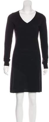 Neiman Marcus Cashmere Mini Dress