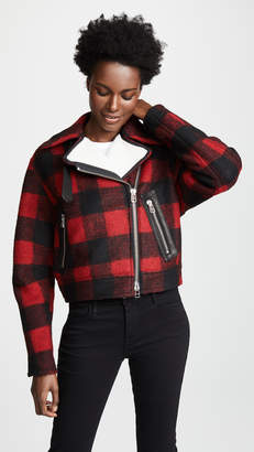Veronica Beard Benni Moto Jacket