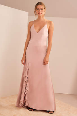 Keepsake INFINITY GOWN champagne