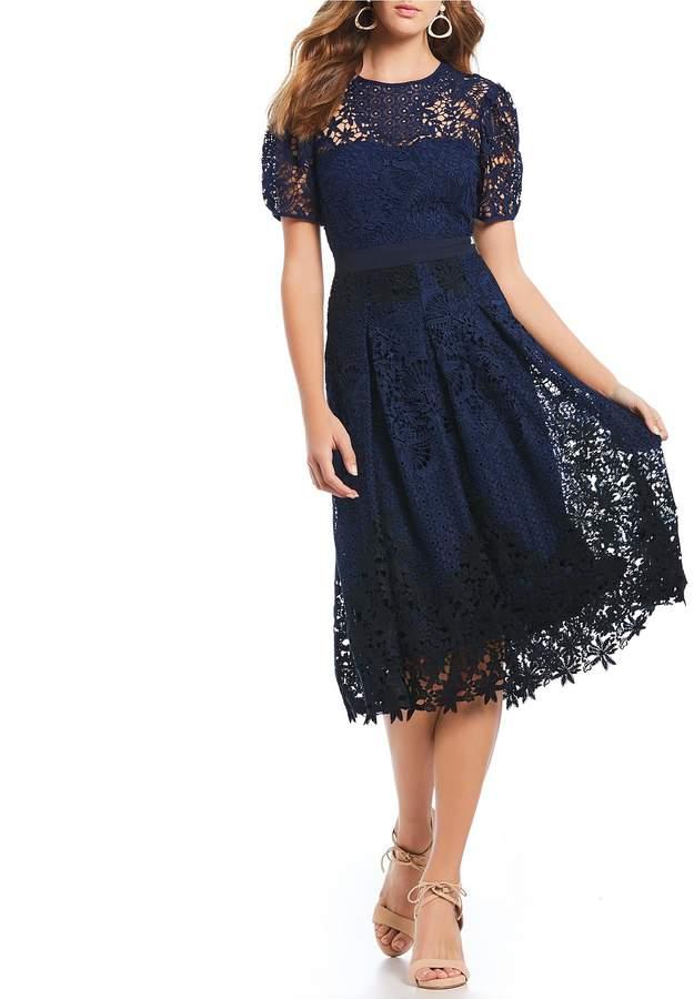 Antonio Melani Lace Kali Dress