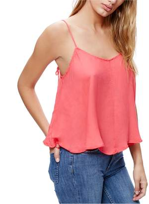 Free People Womens Crossroads Tie-Strap Cami M