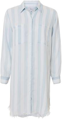 Rails Julian Striped Shirtdress