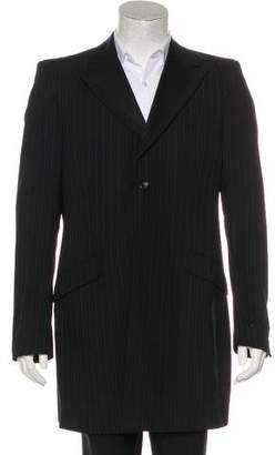 Dolce & Gabbana Virgin Wool Car Coat