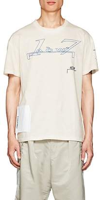 "A-Cold-Wall* Men's ""ACW 17"" Cotton T-Shirt"
