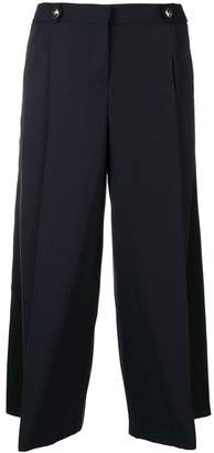 Alexander McQueen high-waisted palazzo trousers